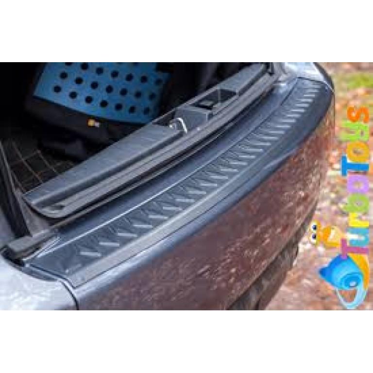 Накладка на задний бампер Mitsubishi Outlander 2005-2012 tb05859