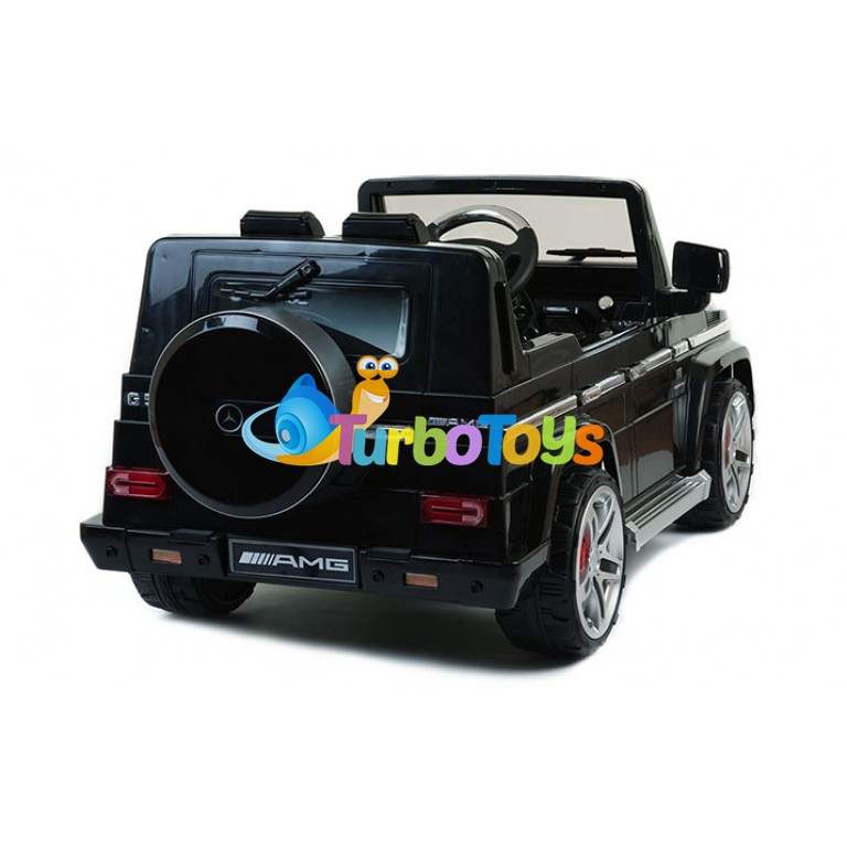 Electric Turbocharger Mercedes: Детский электромобиль Electric Toys Mercedes G55 AMG